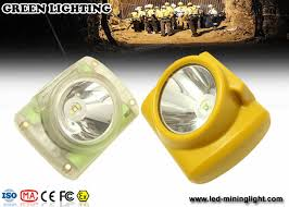 msha approved cordless mining lights for sale lightweight led mining light 6000 lux hard hat headl pc meterial