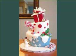 themed cake decorations christmas decor cake picture collection ideas for december