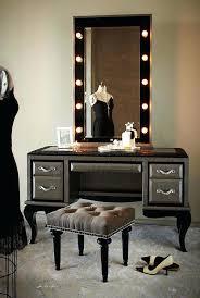desk innovative kling mahogany dressing table desk with mirror