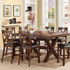 bayside furnishings 9 piece counter height dining set 9 piece counter height dining set