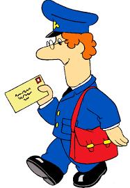 postman pat clipart cartoon characters images pat clifton