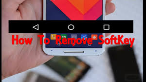 remove bar android how to remove softkey navigation bar from android phone