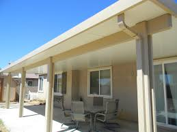 How To Build A Freestanding Patio Roof by Low Maintenance Patio Covers In The Antelope Valley And Santa