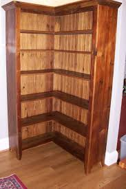Build Corner Bookcase Spacious How To Build A Corner Bookcase 10 Steps Perfection At