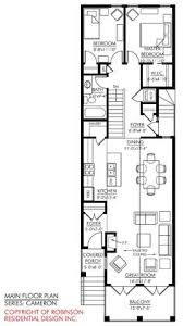 narrow home plans narrow two story house plans search plans