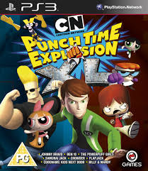 network punch time explosion the sequel image cn punch time explosion xl uk jpg punch time explosion