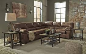 2 Piece Leather Sofa by Sofa Leather Couch With Chaise Grey Sectional Large Sectional