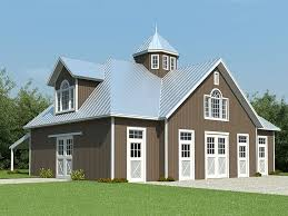 Barn Plans by Horse Barn Plans Horse Barn Outbuilding Plan 006b 0003 At