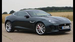 jaguar f type coupe british racing green youtube