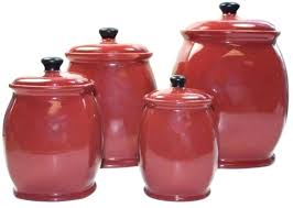 red canisters kitchen decor red canisters kitchen decor cumberlanddems us