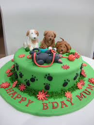 dog and cat cake sugarville cake by jea andriani