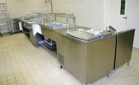 Clean Table Keep Your Kitchen Clean With Stainless Steel Kitchen Table