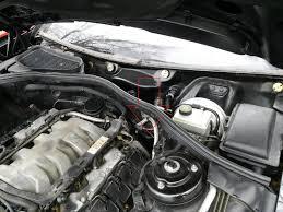 Water Pump Car Leak 2002 S500 Coolant Leak At Firewall Mbworld Org Forums