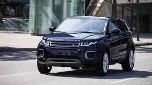 land rover range rover evoque 2016 2016 range rover evoque ed4 2wd in loire blue front hd