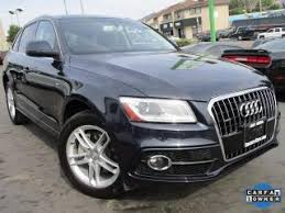 does audi q5 require premium gas used 2013 audi q5 for sale pricing features edmunds