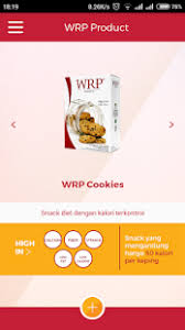 Teh Wrp wrp diet companion apps on play