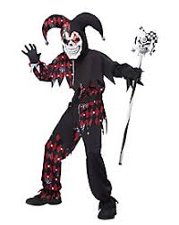 Kids Halloween Scary Costumes Scary Clown Boys Costumes Spirithalloween