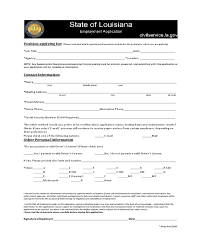 2017 application for employment form fillable printable pdf