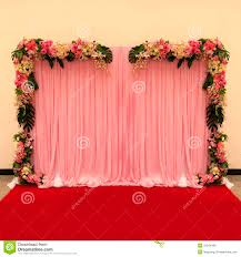 wedding backdrop of flowers beautiful backdrop flowers royalty free stock photos image 32044498