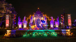 tokyo disneyland u0027s u201cdisney halloween u201d celebration plans unveiled