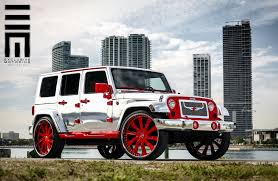 starwood motors jeep nighthawk chrome 2013 jeep wrangler by exclusive motoring rides magazine