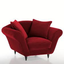 fauteuils rouges valentin meubles et accessoires rouges pour enflammer