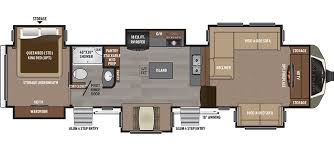 20 Foot Travel Trailer Floor Plans Montana
