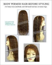 body wave perm hairstyle before and after on short hair perm hair before styling body wave and body curl hair styles