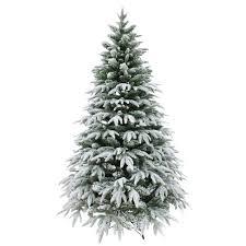 7ftristmas tree kaemingk frosted vermont white trees