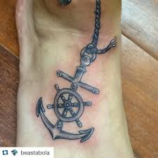 anchor anklet 17 ankle bracelet tattoo inspos for when u2026