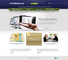 free online home page design unique web page design wanted for countywebsite com hiretheworld