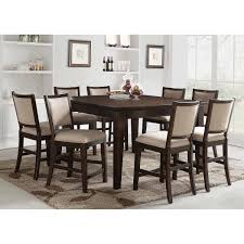 callen 9 piece counter height dining set callen 9 piece counter height dining set item 1167487 click to zoom