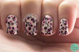 flower dots nail art youtube the easiest polka dot nail art