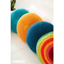 free crochet patterns for home decor full circle pillow yarnspirations home decor pillows crochet