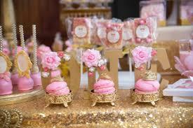 princess birthday party kara s party ideas gold pink royal princess birthday party