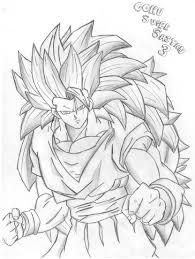 goku dragon ball uchiha85 deviantart