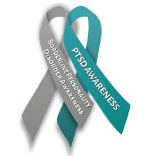 gray ribbon ptsd dissociative disorders and abuse ribbons profile pictures