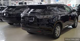 2015 toyota harrier toyota harrier photo gallery all pictures top