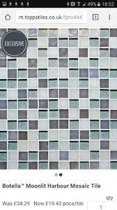 Laminate Flooring Topps Tiles 25 Best Glass Mosaic Tiles Images On Pinterest Wall Tiles Glass