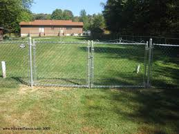 chain link fence installation manual page 9 installing chain