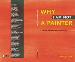 a painter why i am not a painter argos books