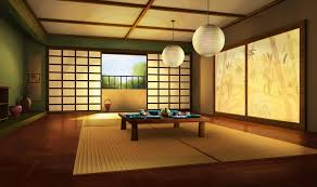 Japan Bedroom Design Int Tea House Day Episode Backgrounds Pinterest Anime