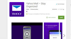 yahoo app for android yahoo mail update for android brings fingerprint recognition for