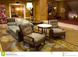 luxury hotel lobby furniture stock photo image 35579710