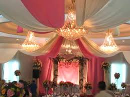 wedding decorations ceiling drapes power to personalize your