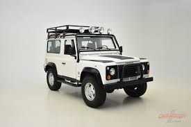defender land rover 1997 1997 land rover defender exotic and classic car dealership