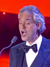 Opera Singer Blind Bocelli Alfa Romeo Doesn U0027t Spare Theatrics For New Giulia New Car Picks