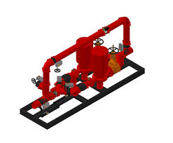 g series custom commercial packaged fire pump systems nfpa20