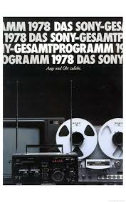 sony complete range product catalogue hifi engine