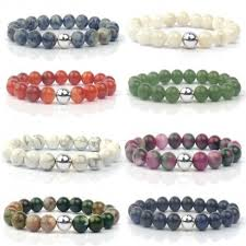 bead bracelet stone images Gagafeel natural stone beads bracelets women men jewelry semi jpg